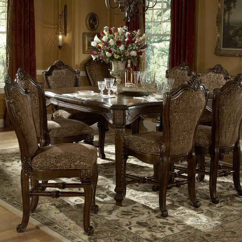 piece kitchen dining room sets 9 table square set with buffet