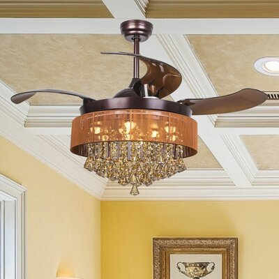 Oil Rubbed Bronze Ceiling Fans You Ll Love Wayfair