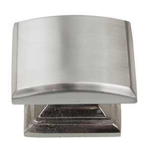 Convex Square Knob (Set of 10)