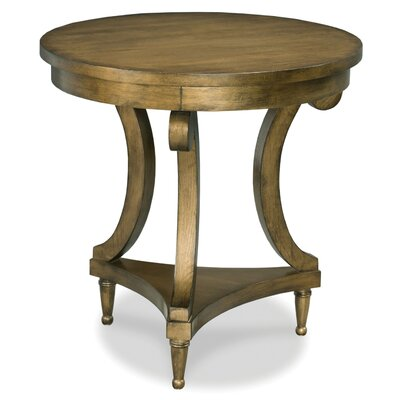 Birch Round End Amp Side Tables You Ll Love Wayfair