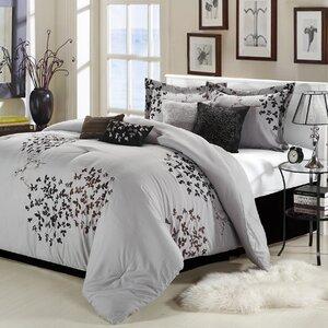 Cheila 12 Piece Comforter Set