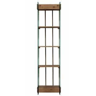 Rudden Wooden China Cabinet Herry Up