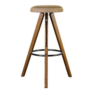 Bequette Large Bar Stool by Brayden Studio