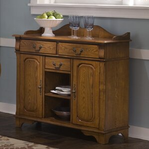 Acadian Casual Dining Server by Alcott Hill