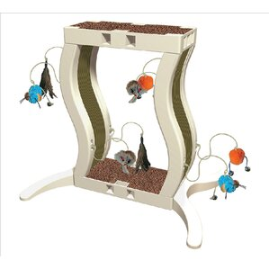 kitty connection deluxe cat scratcher - Cat Scratchers