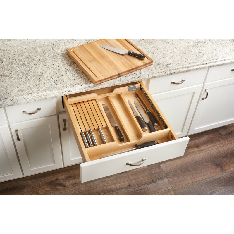 Amazing Knife And Cutting Board Pull Out Drawer Download Free Architecture Designs Sospemadebymaigaardcom