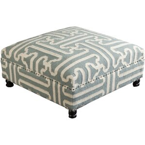 Kaufman Furniture Ottoman by M..