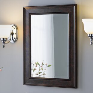 9968217496d7 Traditional Beveled Wall Mirror