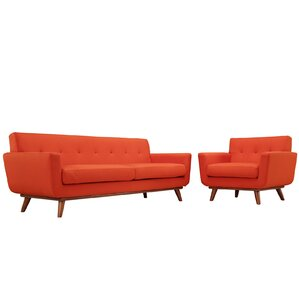 Saginaw 2 Piece Living Room Set by Corrigan ..