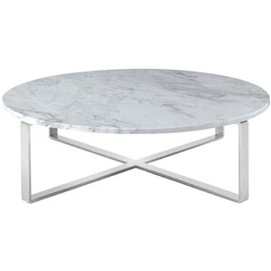 Kline Modern Coffee Table by Willa Arlo Interiors