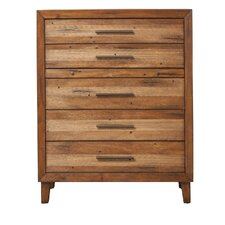 Boonville 5 Drawer Chest