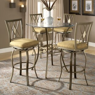 Bar High Kitchen Tables Bar height kitchen table set wayfair dallas bar height bistro table set workwithnaturefo