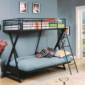 Zazie Futon Bunk Bed by ACME Furniture