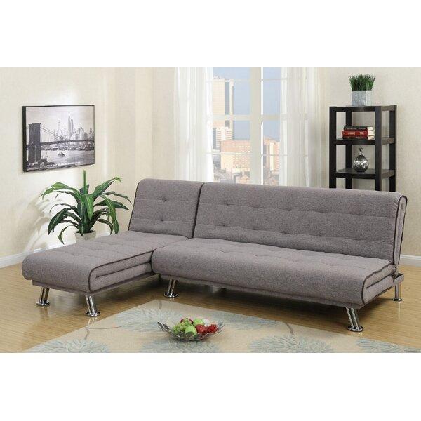 a j homes studio goulet sleeper sectional reviews wayfair rh wayfair com best sofa bed for studio apartment sleeper sofa studio apartment