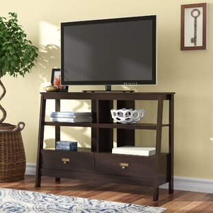 Tv Stand With Ladder Shelves Wayfair