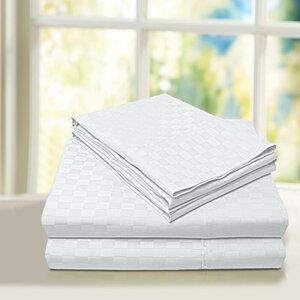 Beverly Hills 600 Thread Count 100% Cotton Sheet Set