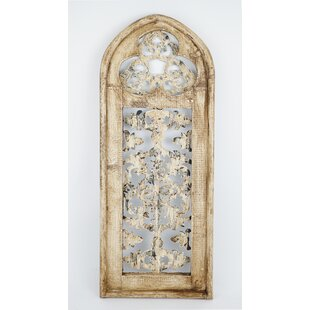 Architectural Window White Creek Small Wall Décor