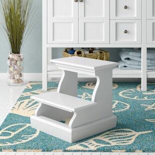 Etonnant Sroda 2 Step Wood Bed Step Stool With 200 Lb. Load Capacity