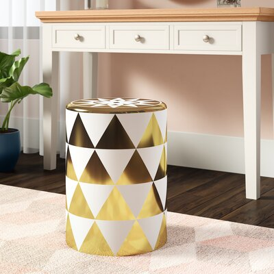 Ceramic Drum Table Wayfair