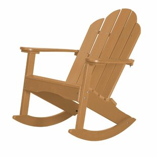 Sawyerville Adirondack Rocker Chair