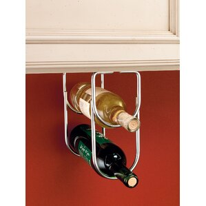 2 Bottle Hanging Wine Rack by Rev-A-Shelf