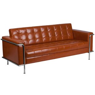 Brown Leather Sofas You\'ll Love in 2019 | Wayfair