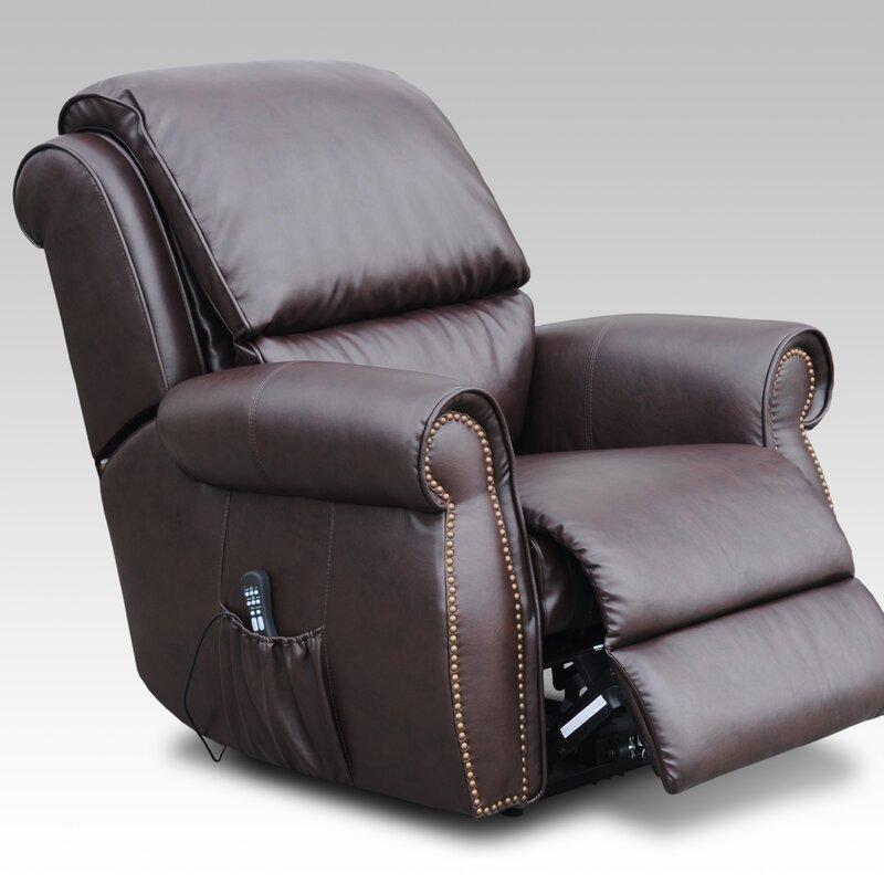 AC Pacific Reclining Massage Chair Reviews Wayfair