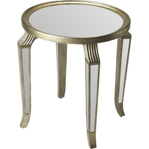 Schanz End Table by House of Hampton