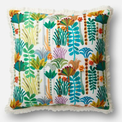 Bay Isle Home Boonville Cotton Pillow Cover