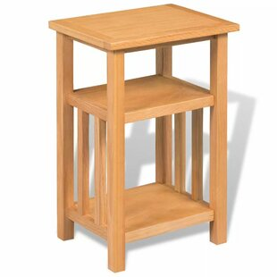 Ordinaire Renovo Solid Oak Side Table With Storage