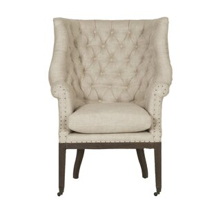 Labastide Traditional Wing Back Chair
