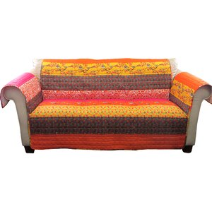 Somerton Box Cushion Sofa Slipcover