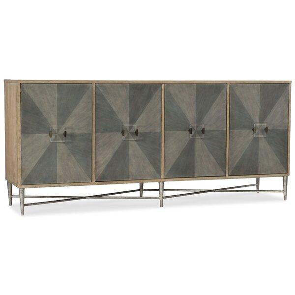 Hooker Furniture Melange Zola 4 Door Credenza Amp Reviews