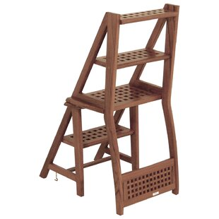 New Wooden Library Step Stools   Wayfair JF06