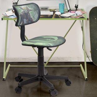 Star Wars Yoda Mesh Desk Chair