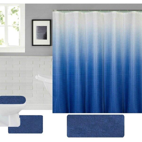 Daniels Bath Spring Shower Curtain Set Reviews