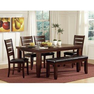 Leola 6 Piece Dining Set