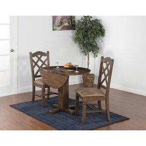 Birney 3 Piece Dining Set by Loon Peak