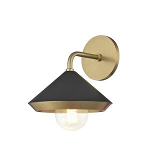 Glendale Heights 1-Light Armed Wall Sconce