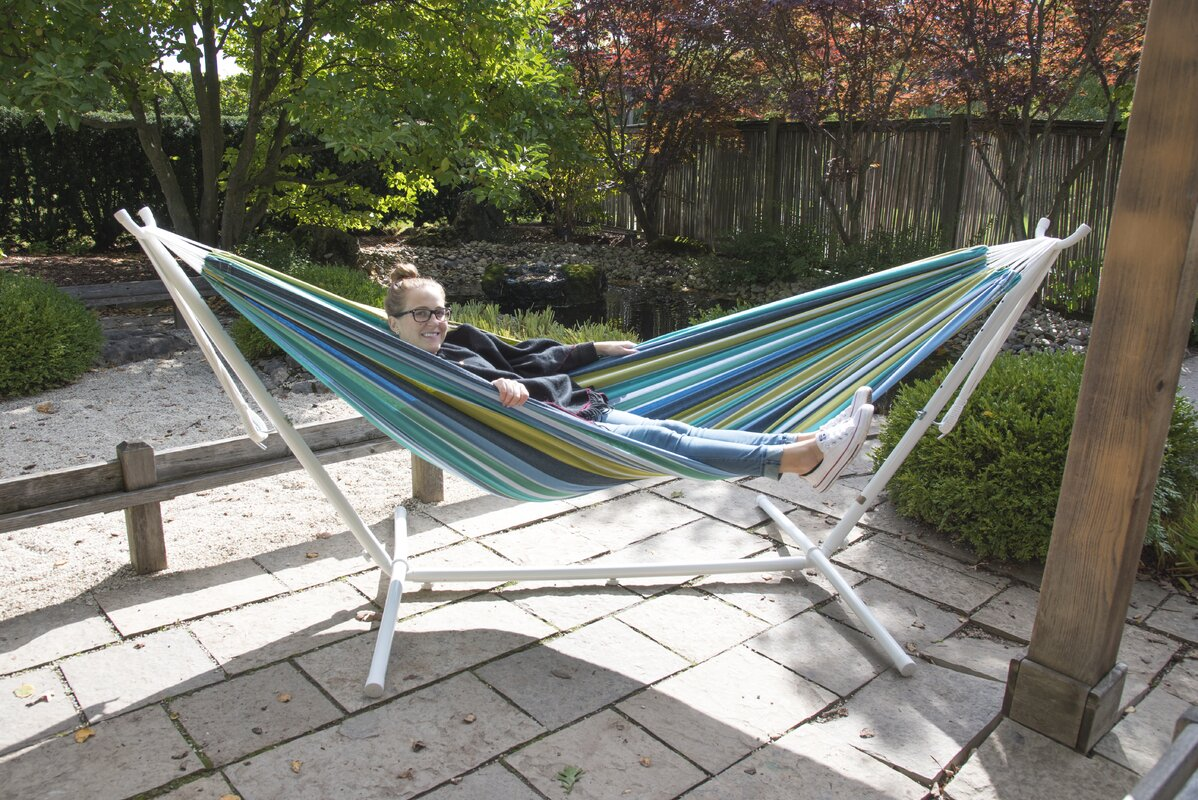 you diy this how can weekend a make stand to up step hammock that