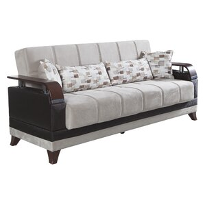 Natura 3 Seater Convertible Sleeper Sofa by Sync Home Design