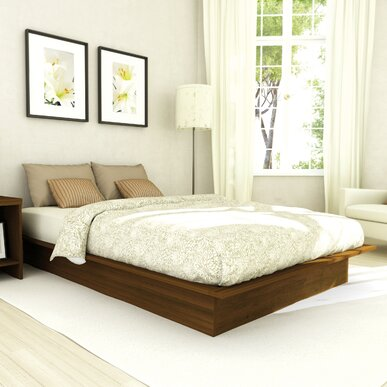 a platform bed is generally low to the ground and often does not feature a headboard or footboard it can have a solid base or four short legs this type of - Types Of Beds