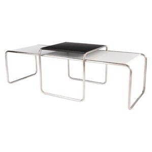 Malvern 2 Piece Nesting Tables by LeisureMod