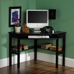 Carpenter Computer Desk by Alcott Hill