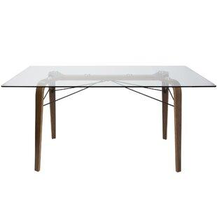 Modern Contemporary Mid Century Modern Dining Set AllModern - Mid century square dining table