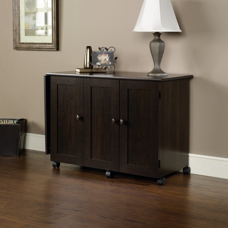 Degory Engineered Wood Sewing Table. Andover Mills Degory Engineered Wood Sewing Table   Reviews   Wayfair