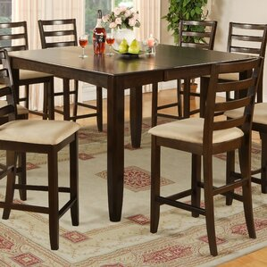 Tamarack 5 Piece Dining Set by Red Barrel..
