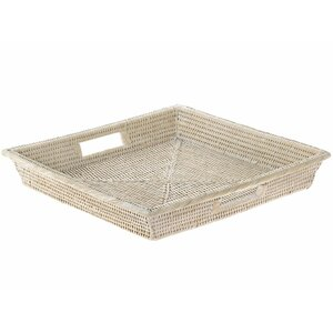 Blanchard Square Handwoven Serving Tray