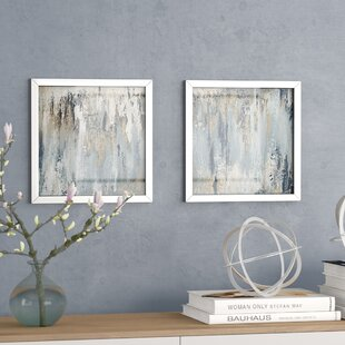 Blue Wall Art Youll Love Wayfair