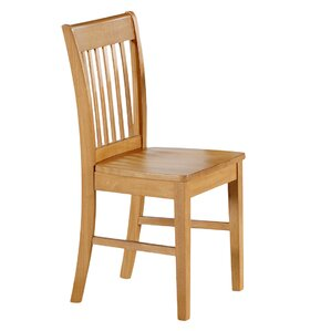 Phoenixville Solid Wood Dining Chair (Set..